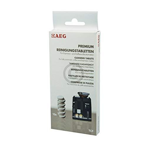 ORIGINAL Reiniger Tabs Kaffeeautomat 10x CaFamosa-Kaffeemaschinen Electrolux AEG 950078803 899663910480