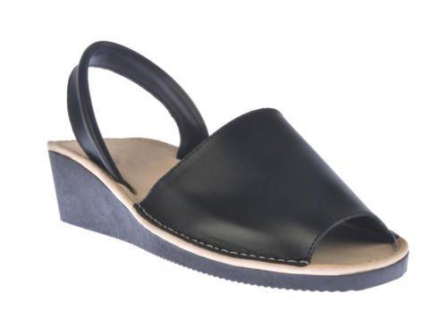Sandali Menorquinas a Cuneo, Qualsiasi Pelle mod.211. Calzature Made in Spain, Garanzia Di Qualità. bianco Size: 41