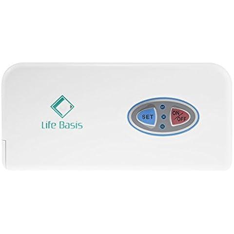 LifeBasis Generatore Concentratore di ossigeno portatile domestico