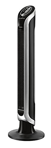 Ventilador ROWENTA vu6670mesa 51Db negro 3Vel. Mando a distancia