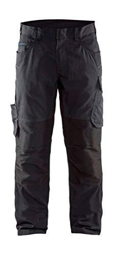 Blakläder 149513309998C50 Service Bundhose Größe C50 in schwarz/dunkelgrau