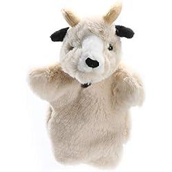 L_shop Schafe Hand Cartoon Plüschtier Puppe Baby Kinder Weiche Reizende Interaktive Puppe Spiel Spielen Spielzeug für Kinder Geschenke, weiche plüsch, 2#
