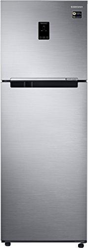 Samsung 345 L 3 Star Inverter Frost-Free Double-Door Refrigerator (RT37M5538S8/HL,...