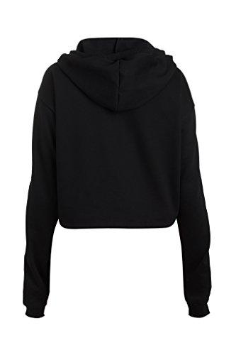 MINGA LONDON - Sweat-shirt - Manches Longues - Femme Noir