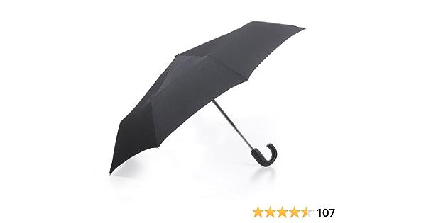 Fulton Regenschirm Schwarz Koffer Rucksäcke Taschen