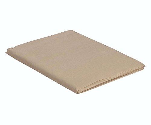 Italian Bed Linen - Toalla Protectora para Superficies, 100% Algodón, Monocolor