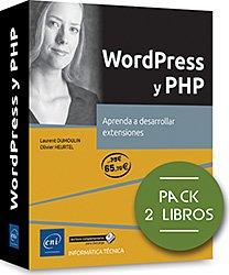 Wordpress y PHP.Pack de 2 libros: aprenda a desarrollar extensiones