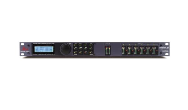 dbx DriveRack 260 Complete Equalization and Loudspeaker Control