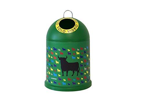 Miniglu Torito de Osborne, Verde, 29X28X46 cm