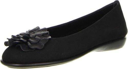 The Flexx Damen Ballerinas schwarz, Größe:38, Farbe:Schwarz (Die Flexx-frauen-schuhe)