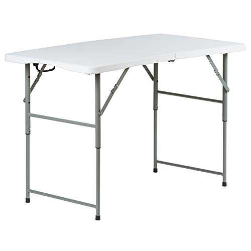 Hartleys Table Pliable 120cm - Jardin/Camping/Banquet/Buffet/Marriage Table Pliable