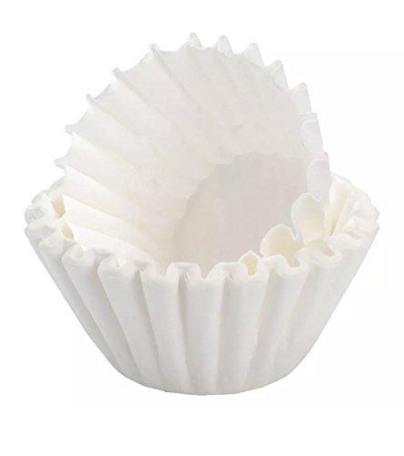 250 Filter in 80x200 Kaffee korbfilter Filtertüten Qualitätsfilter für Beem, Gastroback,Grind &...