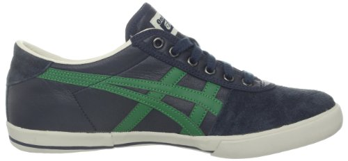 Asics - - Herren Onitsuka Tiger Rotation 77 Schuhe In Dark Navy / Grün Dark Navy/Green
