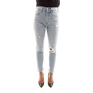 Levi Strauss & Co. 29502-0079 Pantalones Vaqueros Mujer BLU Denim 30