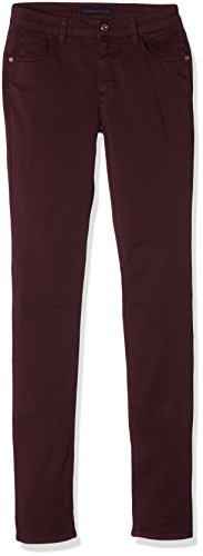 trussardi-jeans-5-tasche-jeans-donna-rosso-38-bordeaux-24