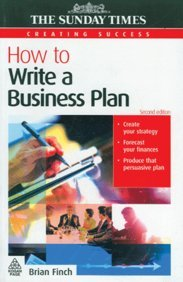 Creating Success: How to Write a Business Plan 2nd/ed. [Paperback] [Jan 01, 2017] KOGAN PAGE INDIA PRIVATE LIMITED par KOGAN PAGE INDIA PRIVATE LIMITED