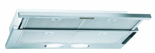 Gorenje DF9130X Flachschirmhaube / Breite: 90 cm  / Edelstahl / Ab- oder Umluftbetrieb möglich / Zur Montage in einem 90 cm breiten Oberschrank