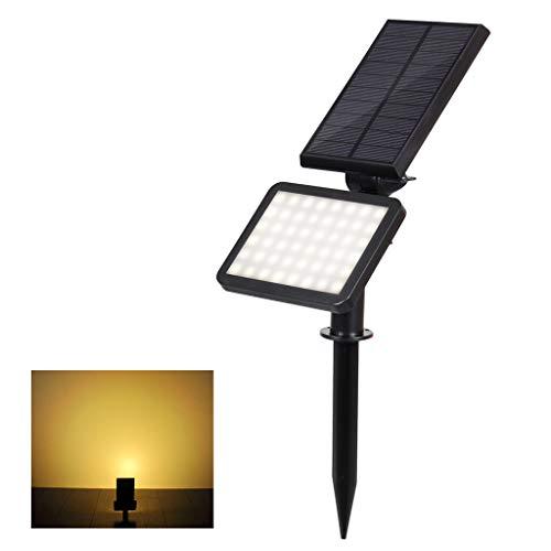 TianranRTLampada per esterni da esterno a LED per il paesaggio con luci da incasso a LED 48-LED(B)