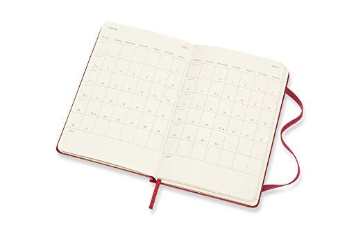 Zoom IMG-3 moleskine agenda 18 mesi settimanale