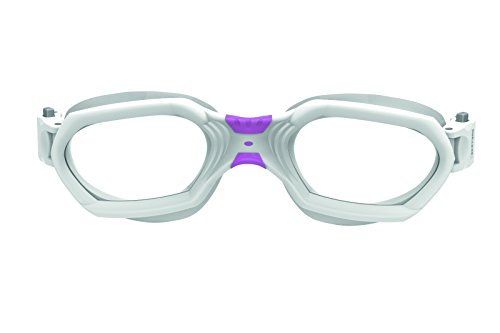 Seac Aquatech Gafas Aptas para Triatlón, Unisex adulto, Blanco Rosa, M/L