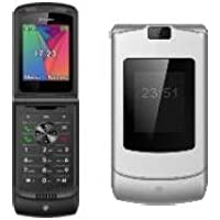 "NGM NGMC3SL Cellulare, Dual Sim 3G HSPA, 2.4"", Bluetooth, Argento"