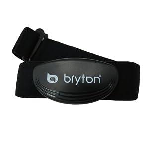 Bryton Rider 310T Ordenador de Ciclismo con GPS, Unisex, Negro, Talla Única