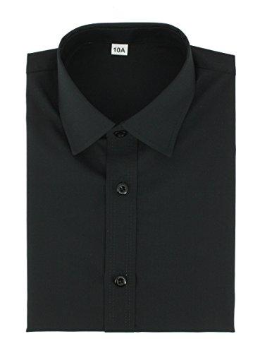 Boutique-Magique - Camisa - para niño negro 6 años