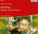 Harry Potter und der Stein der Weisen. Bd. 1. 9 Audio-CDs - Joanne K Rowling