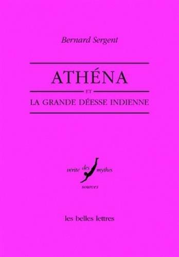 Athéna et la grande déesse indienne