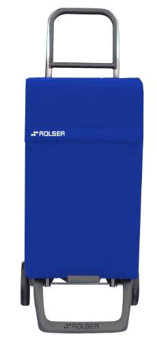 Einkaufstrolley blau - Preiswerter Einkaufstrolley von Rolser