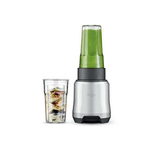 Sage BPB550BAL the Boss to Go Personal Blender -Brushed Metal