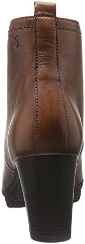 Caprice Damen 25256 Kurzschaft Stiefel Braun (Cognac 305)