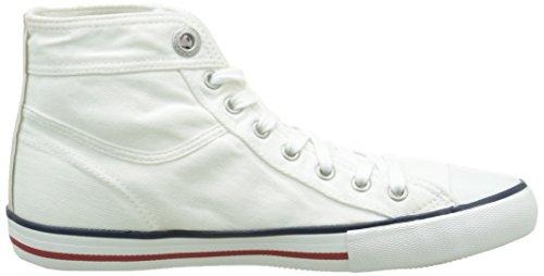 Kaporal Icarus, Sneakers Hautes femme Blanc