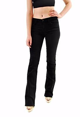 J BRAND Women's Hewson Slim Boot Leg Jeans 818O241