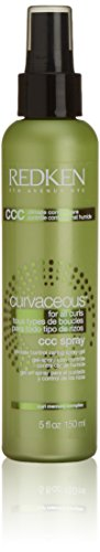 Redken Curvaceous CCC Spray, 1er Pack, (1x 150 ml)