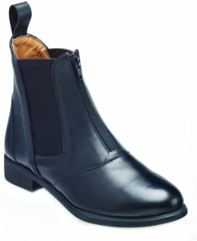 Harry Hall 75950 - Botas de equitación (need to be reviewed), color negro, talla UK: 10 UK  -