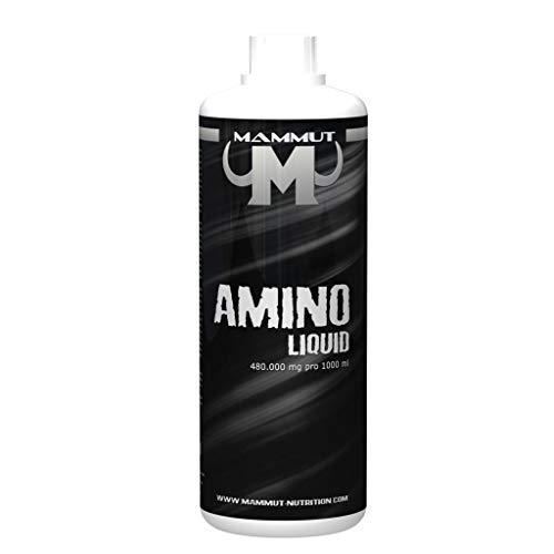 Mammut Amino Liquid, 1L Flasche (3er Pack)