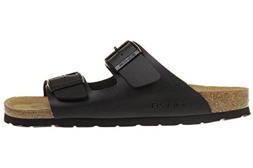 Zapatos negros Rohde para mujer zxseowyN