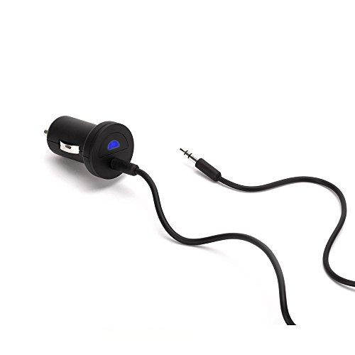 Griffin iTrip Audio-Empfänger mit Aux, Bluetooth für Ihr Auto in Schwarz - Griffin Itrip Pocket