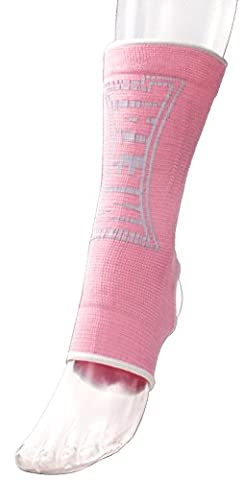 Metal Boxe Ankle Support for Child, Rose