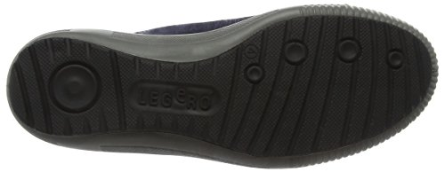 Legero Tanaro, Sneaker Donna Blu (Blau (NIAGARA 84))