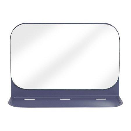Umbra - Espejo de pared y estante
