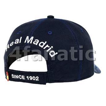 Gorra Real Madrid Navy Adulto
