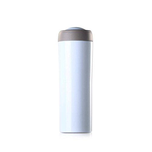 ZHAOJING Tasse d'isolation sous vide en acier inoxydable n'est pas facile à déposer peinture petits hommes et femmes cadeaux tasse d'eau 250ml