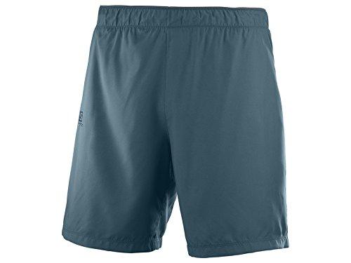 Preisvergleich Produktbild Salomon Pulse Short Herren Shorts,  M,  Blau (Reflecting Pond)
