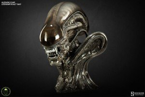 Figura Estatua Busto Alien Big Chap 61 cm 1