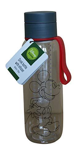 Disney Trinkflasche mit Infuser 600 ml