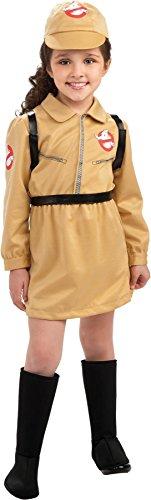 Ghostbusters Girl Costume Dress Child Medium
