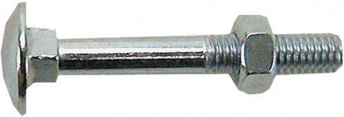 Preisvergleich Produktbild Unimet Schlossschrauben,  200 Stück,  silber,  UM710711