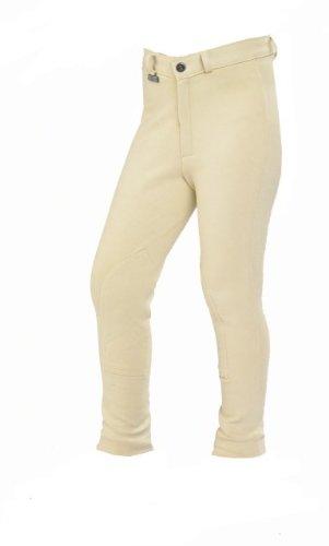 Saxon , Damen Reitsportschuhe beige - beige
